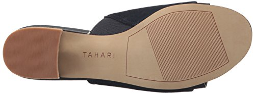 Daisie Blue Women's Sandal Slide TA Tahari TzAwqaPyxF