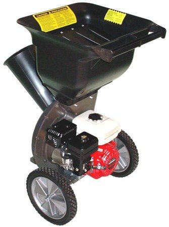 Patriot Products CSV-2540H 4 HP OHV Honda GX Gas-Powered Wood Chipper/Leaf Shredder by Patriot