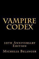 Vampire Codex: 20th Anniversary Edition