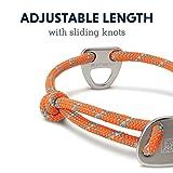 RUFFWEAR, Knot-a-Collar Dog Collar, Climbing Rope