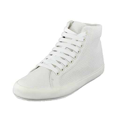 Camper Men's Portol B Fashion Sneaker, White Natural, 44 EU/11 M