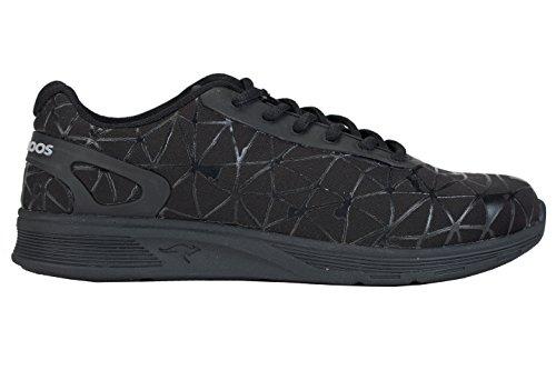 KangaROOS Damen-Sneaker K-Light 8012 Schwarz Gr. 38