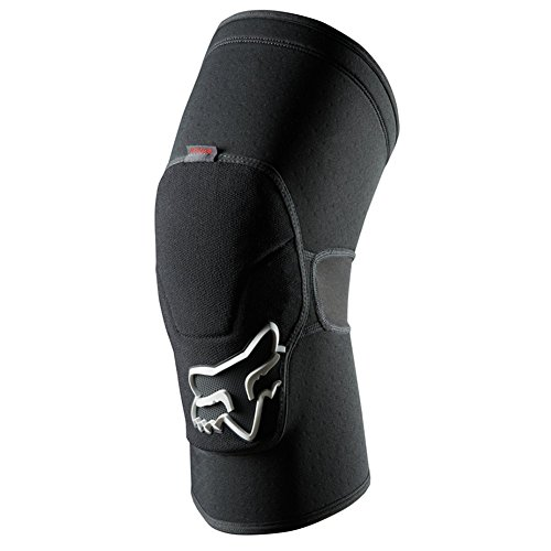 Fox Head Launch Enduro Knee Pad, Grey, Large ()