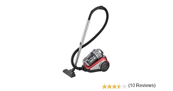 Mx Onda MX-AS2060 Aspirador multiciclonico sin bolsa, 800 W, Plástico, Gris oscuro y naranja: Amazon.es: Hogar