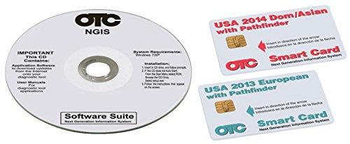 OTC Tools 3421-150 Genisys Loyalty Software Kit (2014 Domestic, Asian and European) (Otc Genisys Software)