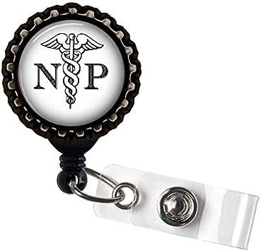 NP Badge Reel