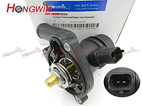 HW 55593034 Cooling System Thermostat Fits Holden Cruze JH Turbo 1.4 iti Sonic Opel Astra 11