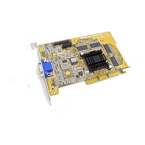 32 Mb Agp Card (AGP-3800/32M:Asus 32MB AGP Video Card with VGA Output)