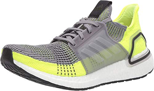 Adidas Men S Ultraboost 19 M Running Shoe Grey Three Grey Three Core Black 9 5 Standard Us Width Us Pricepulse