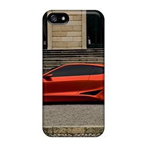 Durable Bmw M1 Homage Concept Side View Back Cases/covers For Iphone 5/5s Black Friday