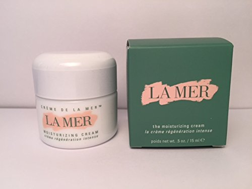 La Mer The Moisturizing Cream 0.5 oz / 15ml 0.5 Ounce Moisturizing Cream