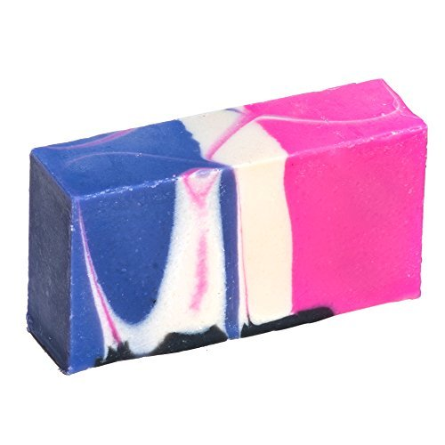 Goat Milk Soap Bar with Lemongrass, Sage Oil -handmade Organic with Essential Oils. Natural Moisturizing Body Soap for Skin and Face. With Goat Milk, Shea Butter and Natural (Essential Oil Glycerin Soap)