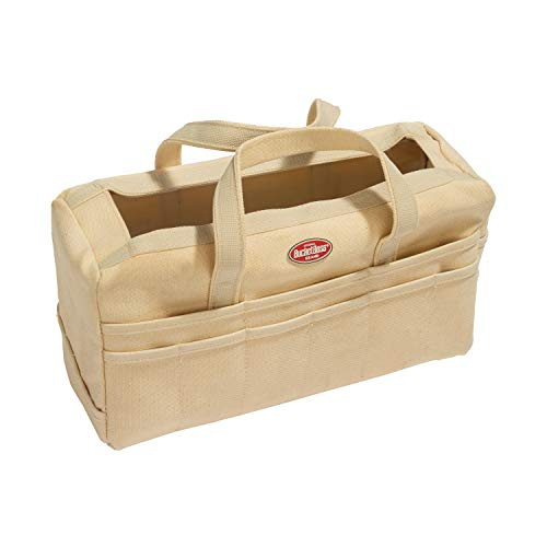 Bucket Boss Original Rigger's Tool Bag in Original Canvas, 60002