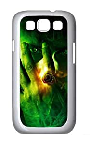 Samsung Galaxy S3 Case Cover - Designed To Think Brand Design PC White Case for Samsung S3/I9300