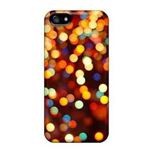 Hot Fashion UeUCtjE1058rgqGN Design Case For Iphone 5/5S Cover Protective Case (xmaslight2)