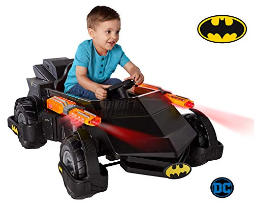 New! DC Comics Light and Sound 6-Volt Batman