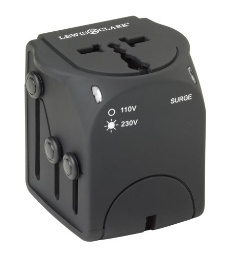 Lewis N. Clark universal 4 in 1 Travel Adapter