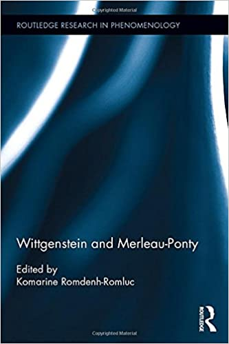 Book Cover for Wittgenstein and Merleau-Ponty