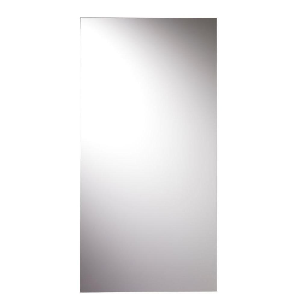 Croydex kentmere rectangular wall mirror 36 inch x 18 inch with croydex kentmere rectangular wall mirror 36 inch x 18 inch with hang n lock fitting system amazon amipublicfo Gallery