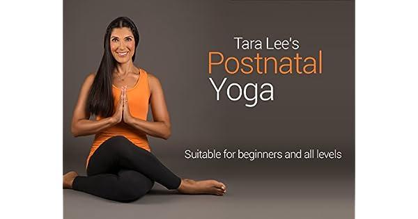 Amazon.com: Tara Lees Postnatal Yoga: Tara Lee, Clare Daniell