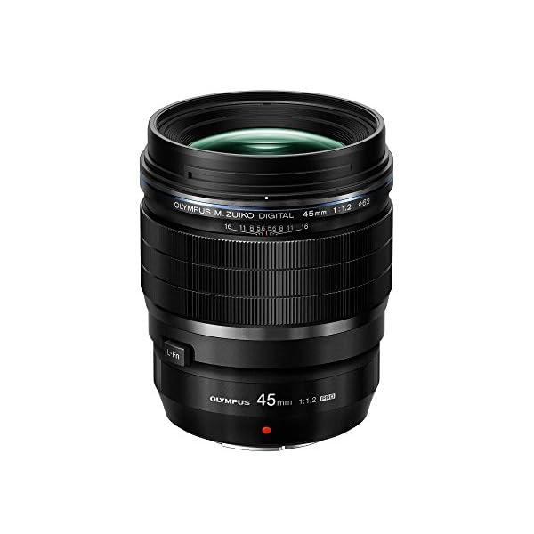 RetinaPix Olympus M Zuiko 45mm f1.2 PRO Lens