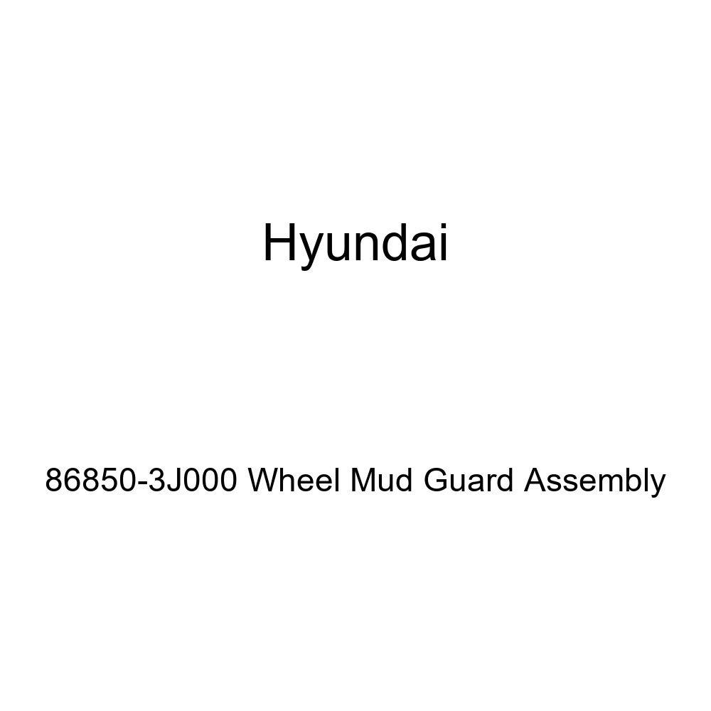 Genuine Hyundai 86850-3J000 Wheel Mud Guard Assembly
