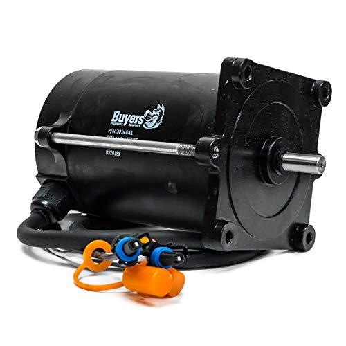Buyers SaltDogg 12V Motor Assembly 3014441 for TGSUVPRO TGS01 TGS05 Spreaders (Salt Dogg Spreader Parts)