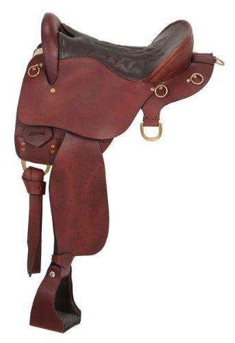 Trekker Endurance Saddle Package With Horn (16 1/2