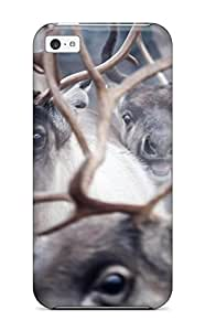 Nicholas D. Meriwether's Shop Top Quality Rugged Reindeer Case Cover For Iphone 5c 5002041K60049326