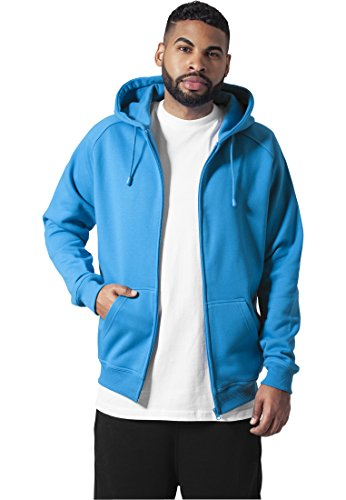 nbsp;capuche Sweat Zip Classics Homme Urban À Turquoise turquoise 00217 shirt Hoody OFg7Bqc