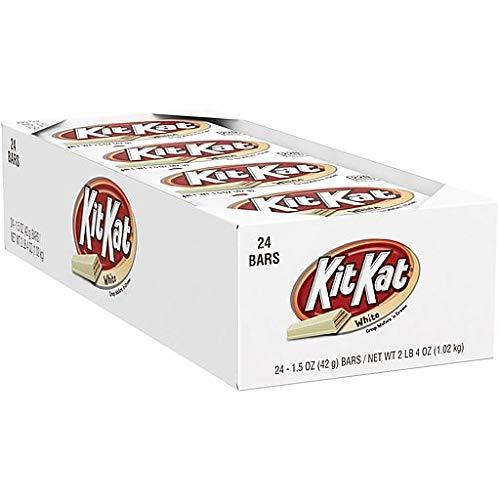 Kit Kat Crisp White, 1.5-Ounce (Pack of 24)