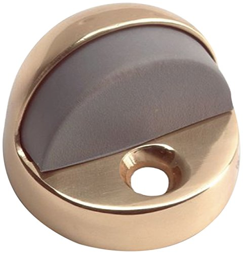 Rockwood 085803 441.10B Floor Mounted Low Dome Stop, Dark Bronze Finish, 3'' width, 2'' Length, Dark Bronze by Rockwood