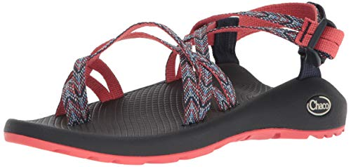 - Chaco Women's ZX2 Classic Sport Sandal, Motif Eclipse, 9 M US