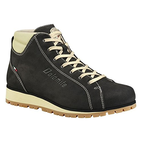 Dolomite City Femme Noir Chaussures Mid Ws Cinquantaquattro gwgr1