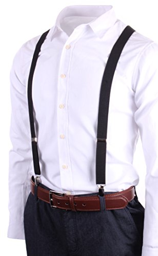 Enimay Great Quality Unisex Suspenders Piano by Enimay (Image #2)