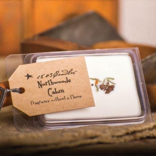1803 Candles - Melters (Northwoods (Northwoods Fragrance)
