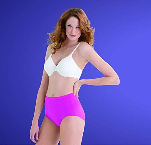 Hanes Women's Plus Size Solid Beach Classics Athletic Tri Bikini Top