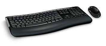 ba3047dfded Microsoft Wireless Comfort Desktop 5050: Amazon.co.uk: Computers ...