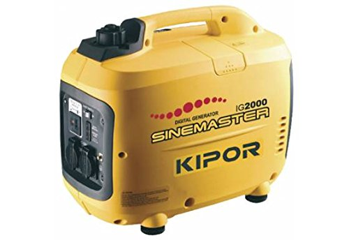 Kipor KA 8135 IG2000 Inverter Stromgenerator Benzin