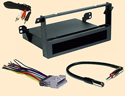 Amazon.com: Radio Stereo Install Single Din Dash Kit + wire harness on 2006 pontiac 4 door, 2006 pontiac gto, 2006 pontiac lemans, 2006 pontiac firefly, 2006 pontiac bonneville, 2006 pontiac sunfire, 2006 pontiac aztek, 2006 pontiac sonata, 2006 pontiac g8 interior, pontiak vibe, 2006 pontiac grand, potiac vibe, 2006 pontiac solstice, 2006 pontiac g6, 2006 pontiac wave, 2006 pontiac pursuit, 2006 pontiac fiero, 2006 pontiac 4 sale,