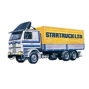 Italeri 0762S  - Maqueta de camión Scania 142H (1:24)