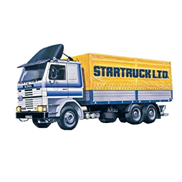 Italeri 0762S - Maqueta de camión Scania 142H (1:24): Amazon ...