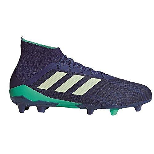 FG 1 Hirblu Uomo 18 adidas Aergrn Blu da Scarpe Uniink Aergrn Uniink Calcio Hirblu Predator Uwtq6E
