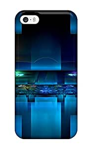 Cute Appearance Cover/tpu BxHeBOZ2414ydZVG Futuristic Digital Art Case For iphone 4s