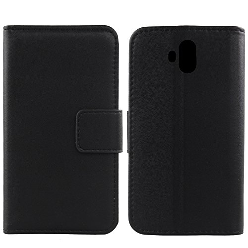 Gukas Design Genuine Leather Case For Doogee Mix Lite 5.2