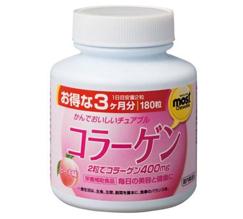 ORIHIRO MOST Chewable Collagen