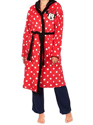 Disney Womens' Minnie Mouse Robe