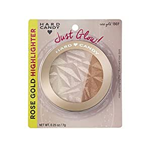 Hard Candy Just Glow! Rose Gold Highlighter #1307