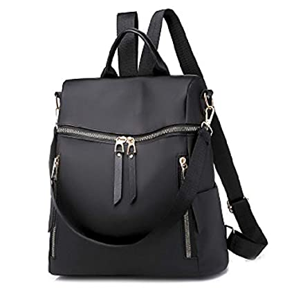 7742d86c59d6 Amazon.com: LFF.FF Women's Backpack, Anti-Theft Shoulder Bag ...