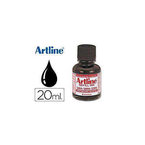 Artline ESK-50A-NE 20ml Whiteboard Marker Ink - Black